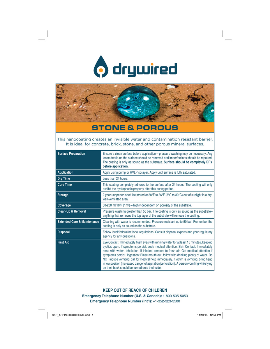 DryWired-Stone-&-Porous_application