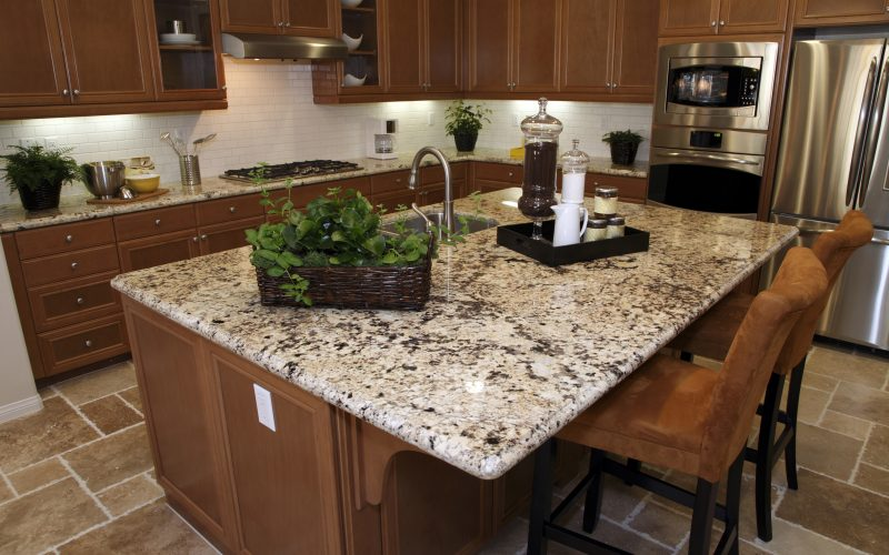 counter top that used USA Nanocoat MicroClean