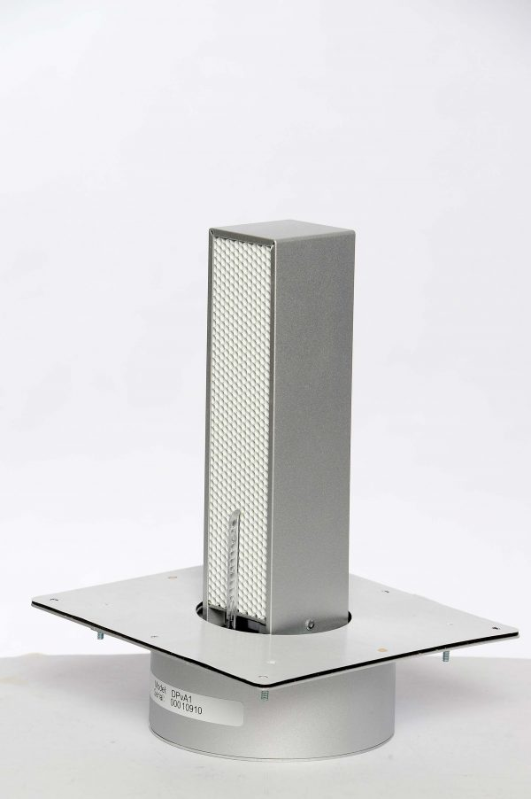 Gas phase PCO air purifier