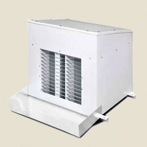 UVAIRx gas-phase PCO air purifier suspension unit