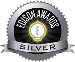 Edison Awards Silver Logo