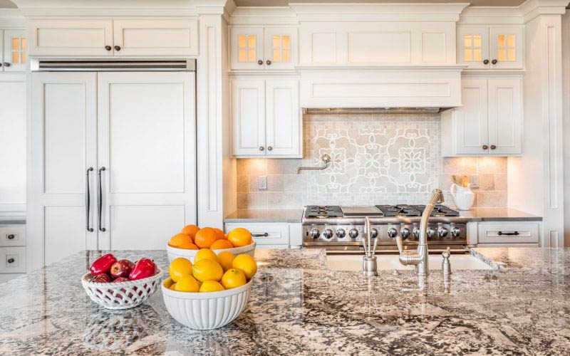 Kitchen using microporous